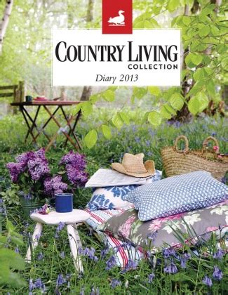 country living deluxe diary 2013 front cover