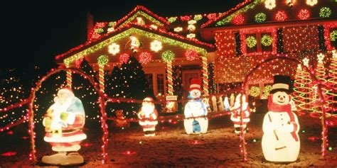 mind blowing christmas lights ideas for outdoor christmas