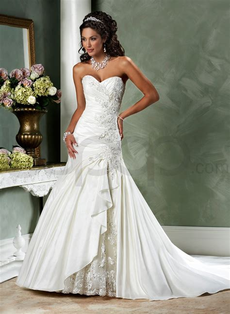 strapless wedding dresses a style dress dreamed by