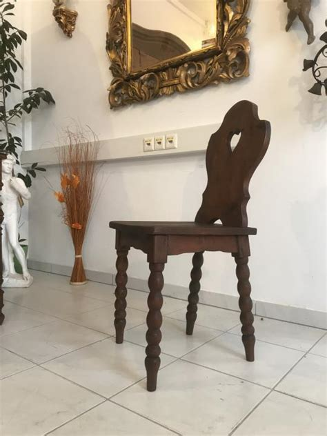 antiquitäten sessel uriger alter bauernsessel sessel stuhl herzerlsessel w3315