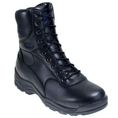 lacrosse quad comfort boots lacrosse 911010 quad comfort waterproof 8 inch black boot