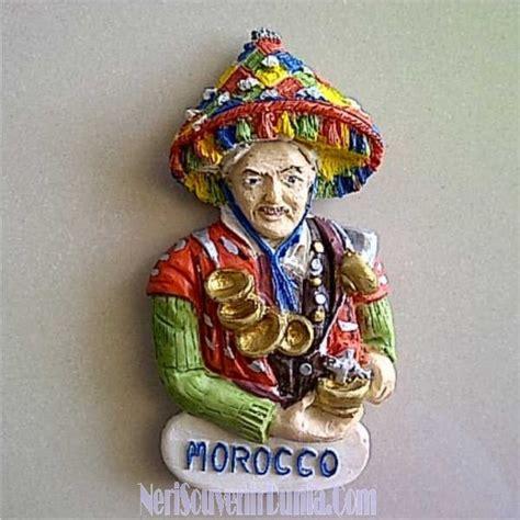 Souvenir Murah Tempelan Kulkas Mancanegara Afrika jual souvenir magnet kulkas maroko africa