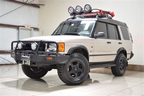 land rover discovery series 2 land rover discovery 2 se7 series ii lifted arb bumper
