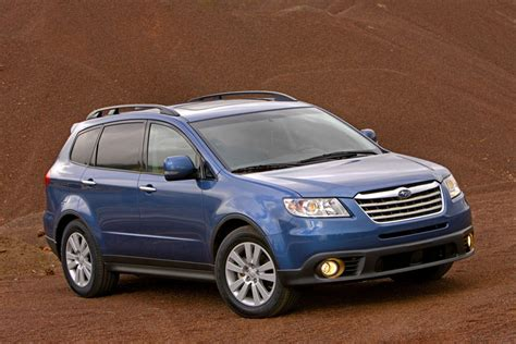 Subaru Tribeca 2011 by 2011 Subaru Tribeca Price Mpg Review Specs Pictures