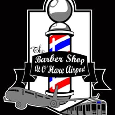 haircut chicago airport the barber shop at o hare airport barbers chicago il
