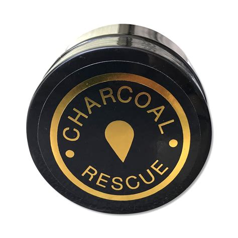 charcoal teeth whitening powder  charcoal rescue