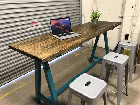 Reclaimed Wood Office Desk Reclaimed Wood Desks The Bridge Between Past And Present In Your Home