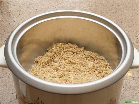 cucinare il riso integrale come cucinare il riso integrale in una risottiera