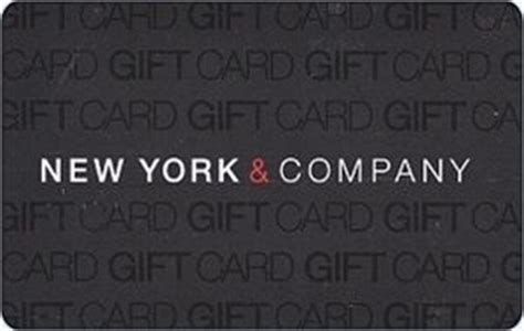New York Company Gift Card - gift card logo new york company new york company united states of america new