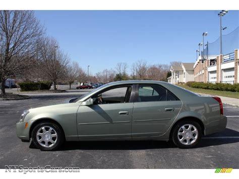 2004 cadillac cts silver 2004 cadillac cts sedan in silver green photo 3 109207