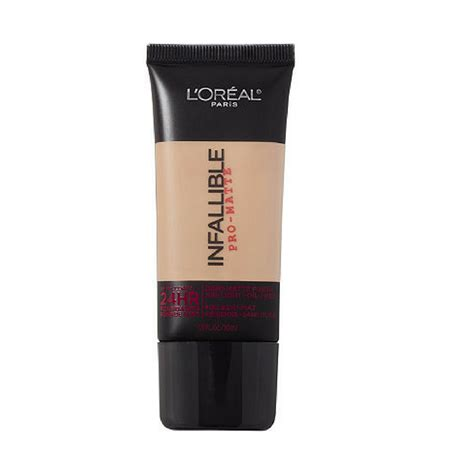 L Oreal Infallible Pro Matte 106 loreal infallible pro matte foundation 107 fresh