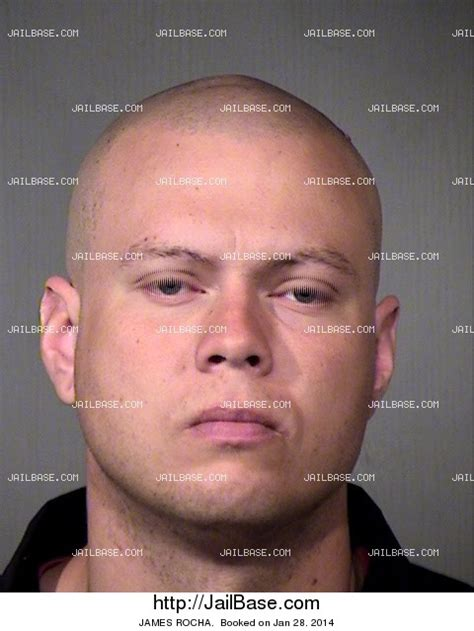 Arizona Records Arrest Rocha Arrest History