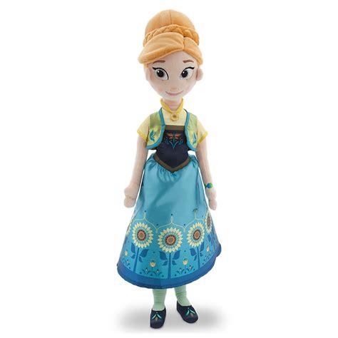 Disney Store Elsa Plush Doll Frozen Medium 20 Boneka Elsa frozen fever plush doll 20 quot elsa and photo 38183865 fanpop