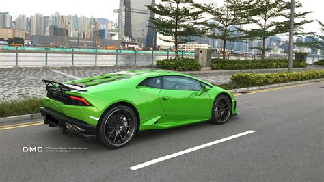 modified lamborghini dmc new lamborghini huracan affari modified autos world blog