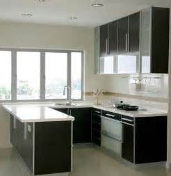 Small u shaped kitchen design modern design