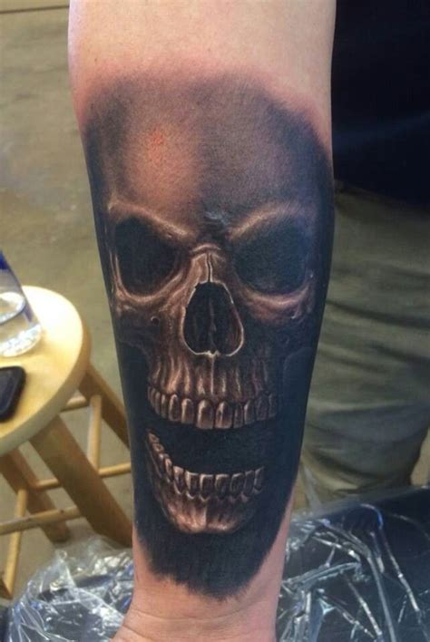 tattoo laval quebec now this is a badass skull tattoo tattoos pinterest