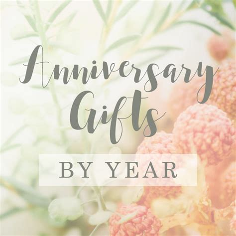 Wedding Anniversary Gift Guide by Gift Guide Wedding Anniversary Gifts By Year The Goods