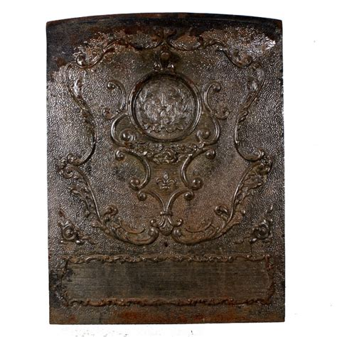 Antique Fireplace Summer Cover by Amazing Antique Cast Iron Fireplace Summer Cover With