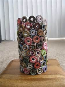 Things Made Out Of Recycled Materials by Things You Can Make Out Of Recycled Materials For A