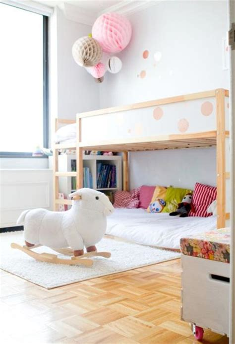 ikea girls bedroom 9 ideas to personalize the ikea kura bed