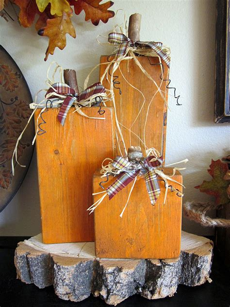simple square pumpkin display hgtv