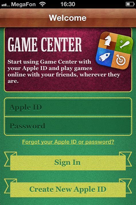 apple game center game center http www apple com game center