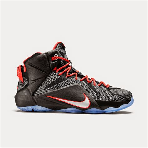 lebron sneakers 12 nike lebron 12 quot court vision quot official pics and release