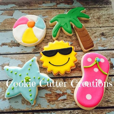 Summer Cookie Decorating Ideas by 855 Best Images About Mermaids And Ideas On Starfish Sea