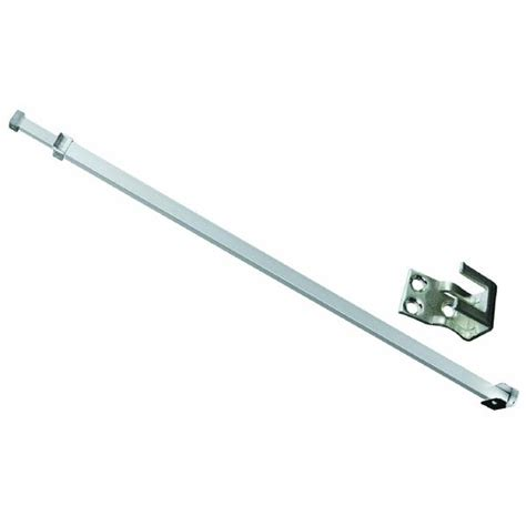 Sliding Door Bar Lock by Prime Line Products U 9920 Sliding Door Bar Lock Aluminum