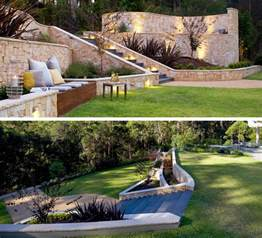 Two Level Backyard by 13 Multi Level Backyards To Get You Inspired For A Summer
