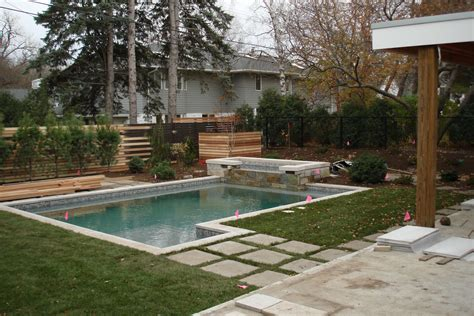 small modern backyard small garden pool home design jobs