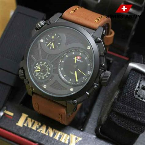 Jam Tangan Swiss Army Infantry Time swiss army infantry time murah berkualits