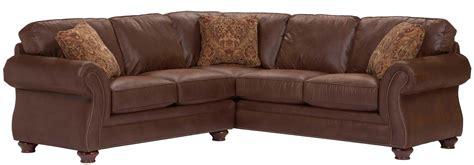broyhill furniture laramie 2 piece corner sectional sofa
