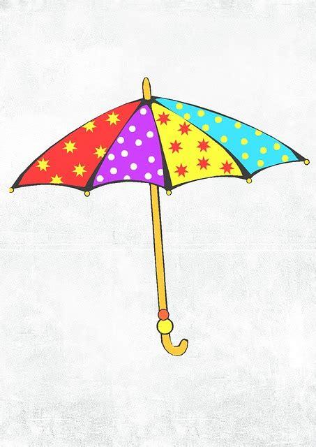 umbrella bright kids  image  pixabay