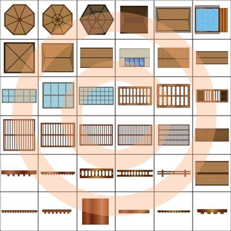 Landscape Structures Colors Artisans Gardens Landscape Design Symbols Swatches