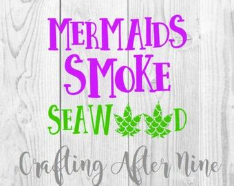 mermaid svg etsy