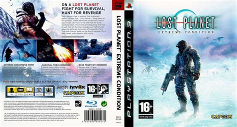 BLES00198 - Lost Planet: Extreme Condition I M Lost