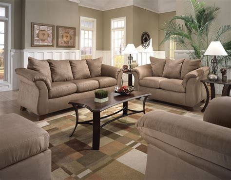 Brown Sofa Living Room Living Room Living Room Decorating Ideas With Brown Sofa Fence Home Office Craftsman