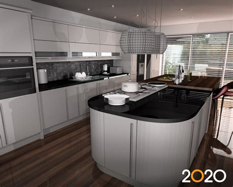 Kitchen Fusion by 2020 Fusion Interior Design Software For Eu Market