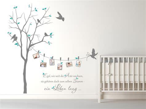 Wandtattoo Baum Babyzimmer by Wandtattoo Baum Mit Fotos Und V 246 Geln Wandtattoo