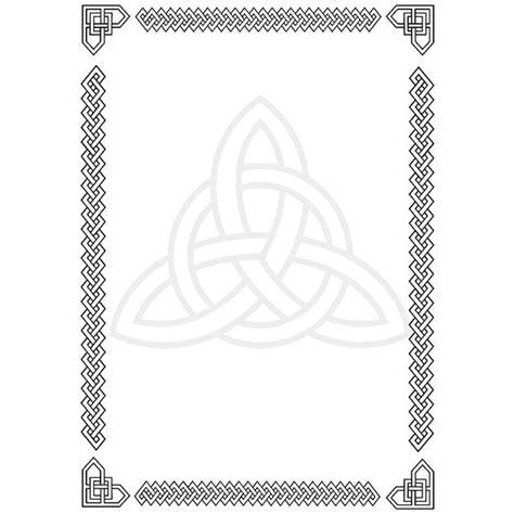 Celtic Border Clipart Many Interesting Cliparts