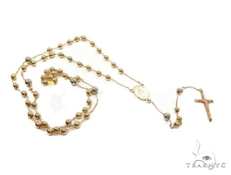 rosary turning gold gold rosary chains traxnyc
