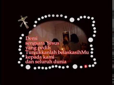 Rosario Koronka doa rosario koronka teks dan animasi