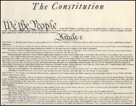 Sections Of Constitution constitution article i sections 6 10 politics plus