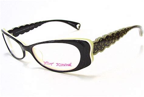 betsey johnson harajuku flower bj063 eyeglasses bj 063