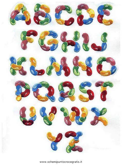 lettere dell alfabeto a punto croce puntocroce alfabeto 28 schema punto croce gratuito da stare