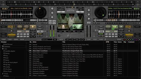 pcdj dex pro dj software free download full version pcdj dex 2 dj software 2 5 2 software for djs