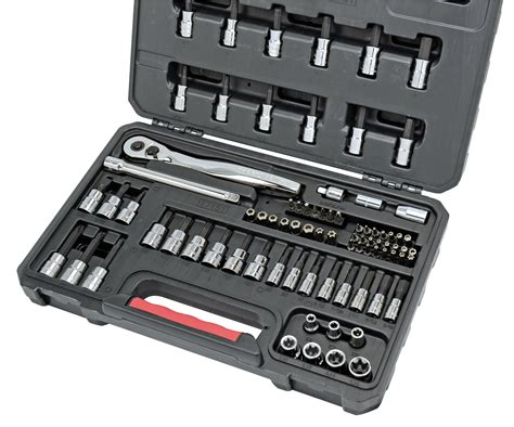 Kunci Shocket Set 25 Pcs Kenmasteraxlwrench craftsman 82 pc socket bit set