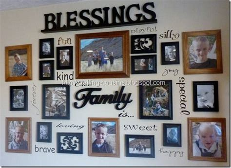 picture frame collage ideas for wall family photo wall collage ideas www pixshark