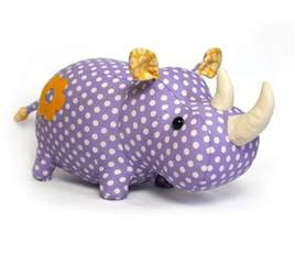 sewing templates for stuffed animals patterns by diy fluffies rhino stuffed animal pattern